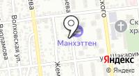Асыл Уя на карте
