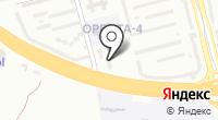 АзияТранс на карте