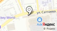 Гамбар на карте