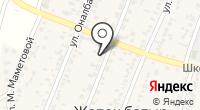 Улжан-2 на карте