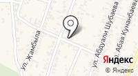 Ернар на карте