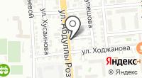 Ферум У на карте