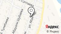 Айнур на карте