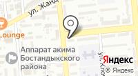 АРА на карте