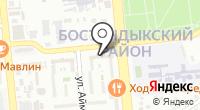 АСУТП-Сервис на карте
