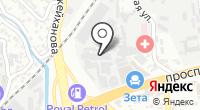 Граф на карте