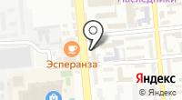 Elvis на карте