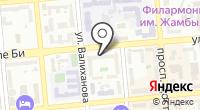 Айя-Шарм на карте