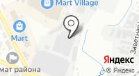 Maxima на карте