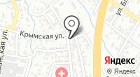 НАЙ на карте