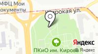 Парк культуры и отдыха им. С.М. Кирова на карте