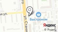 МКС-Новосибирск на карте