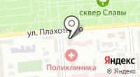 Нотариус Малышева В.А. на карте