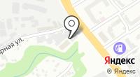 Ниссан-Мастер на карте