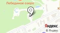 Новосибирский Зоопарк на карте