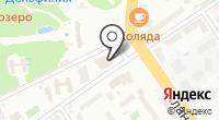 СоюзАвтомат на карте
