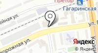 Комсомольская правда в Новосибирске на карте