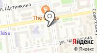 Тихий Центр на карте