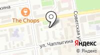 Объединение Регистрация на карте