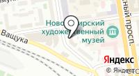 Учебно-методический центр ГОЧС Новосибирской области на карте