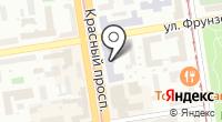 Новосибирская медицинская газета на карте