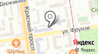 Нотариус Коваленко Т.И. на карте