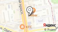 Нотариус Ващук Л.А. на карте