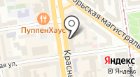Тайша на карте