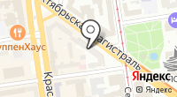 Нотариус Бочкова Т.А. на карте