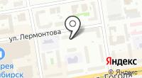 Нотариусы Дяденко И.В. на карте