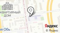 НАДиП на карте