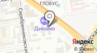 Нотариус Медведева М.В. на карте
