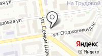 Дом на Орджоникидзе на карте
