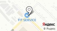 ПАРТОРИЯ на карте