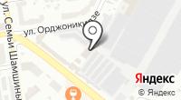 Коммерсантъ-Сибирь на карте