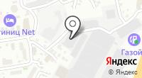 АВИиС на карте