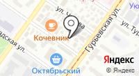 ПромИнвестУголь на карте