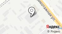 Симас на карте