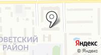Форт на карте