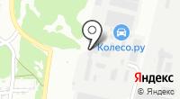 Кондор на карте