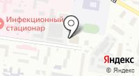 Гущинские бани на карте