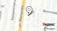 Сибирский мастер на карте