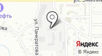 Чирукос на карте