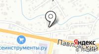 Мастер комфорта на карте