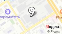 Вариант-Мебель на карте