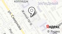 Барнаул-Карго на карте
