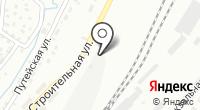 Транспортная Строительная компания на карте