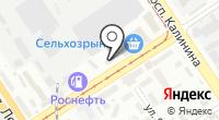 Крона-М на карте