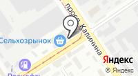 Сектор-А на карте