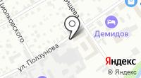 Мебель Черноземья на карте
